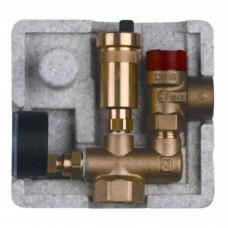"""Група безпеки Afriso KSG mini (1 """") для систем опалення до 50 кВт"""